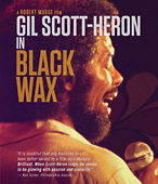 Gil Scott-Heron in Black Wax