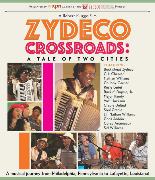 Zydeco Crossroads: A Tale of Two Cities